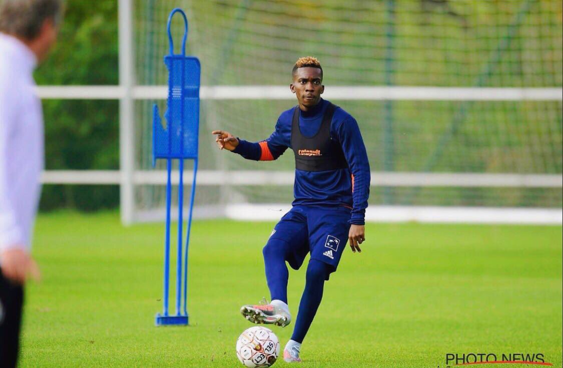 "Ogu Backs ""Young King"" Onyekuru To Bounce Back From Knee Injury"