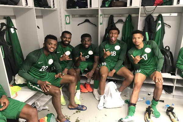 Ogu: Super Eagles Can Handle Croatia's Modric, Rakitic, Kovacic; I'm Not Afraid Of Messi