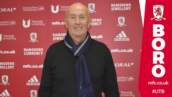 Middlesbrough Appoint Tony Pulis As New Manager