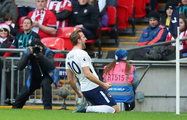 Kane Overtakes Messi, Sets Goal Records As Spurs Thrash Southampton