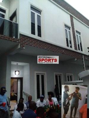 Igbonu Dedicates New Lekki Lagos House