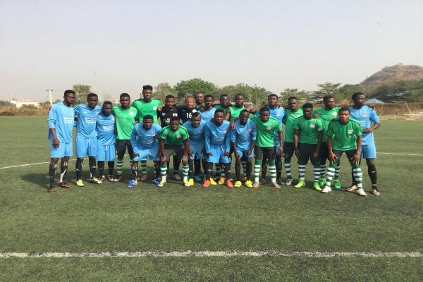 Home Eagles Thrash Abuja League Side In CHAN Friendly