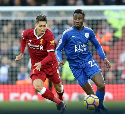 Moses Starts In Chelsea Win; Ndidi, Musa In, Iheanacho Out As Salah Punishes Leicester