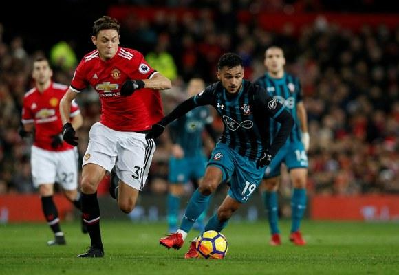 Lukaku Stretchered Off As Man United Extend Winless Run, Held By Southampton