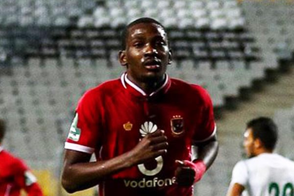 Ajayi Voted Al Ahly Best Player In League Win