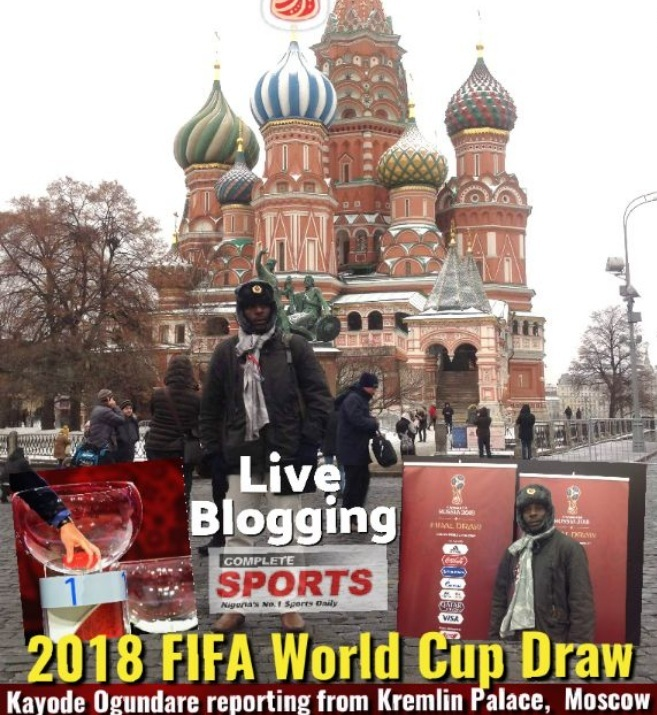 ADVENTURES IN RUSSIA: A Reporter's Experience At The 2018 FIFA World Cup Draws (1)