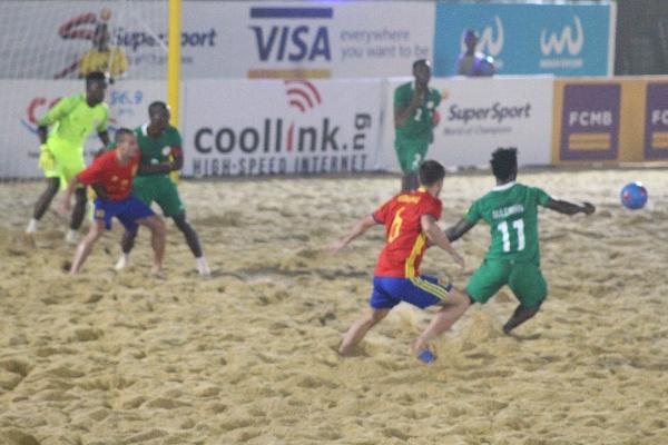 Spain Beat Nigeria To Claim COPA Lagos Title, Arsenal Win, Ex-Eagles Outscore Artistes