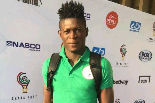 Home Eagles Star Adeleye Out For Two Weeks, Eyes CHAN Squad