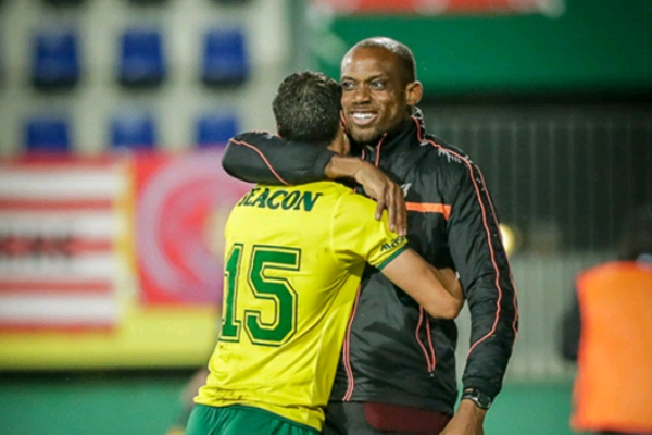 Oliseh On Course, But Plays Down Fortuna Sittard's Promotion Ambition