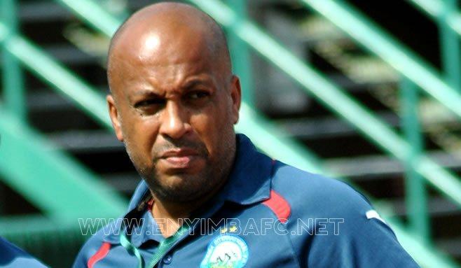 Flying Eagles Coach Aigbogun Resigns As Enyimba Gaffer