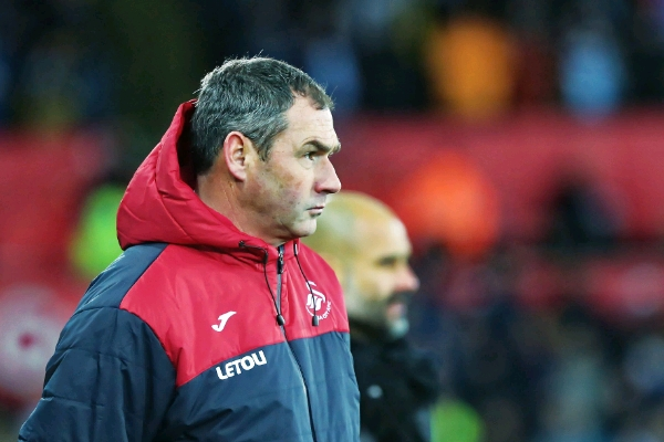 Struggling Swansea Sack Manager Paul Clement