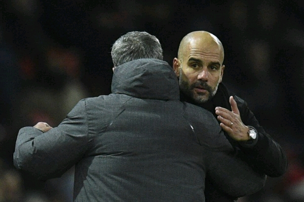 Guardiola: Mourinho Wrong To Blame Ref For Derby Defeat, City Not Champions Yet