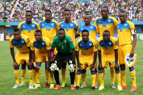 Rwanda Unveil Squad for CHAN, Confident Of Beating Nigeria