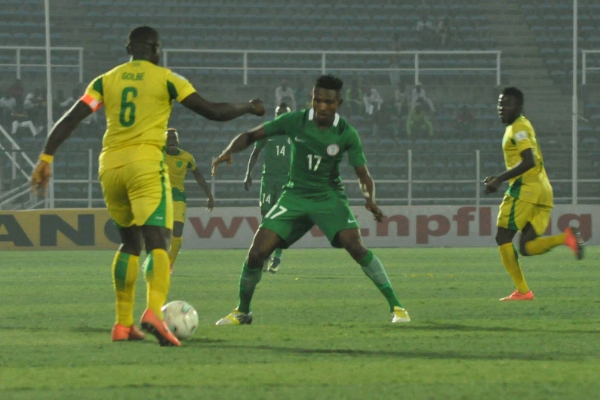 Salisu To Invite NPFL Invitational Stars To Home Eagles CHAN Squad