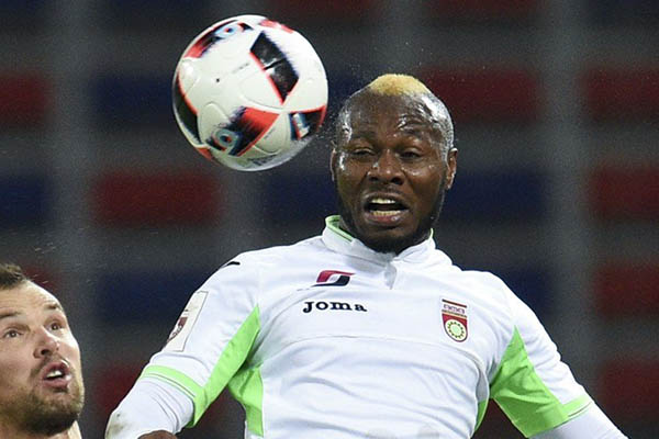 Igbonu Admits It's Will Be Difficult To Break Into Rohr's Super Eagles