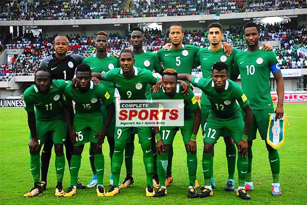 Onigbinde Laments Super Eagles Point Deduction, Blames NFF