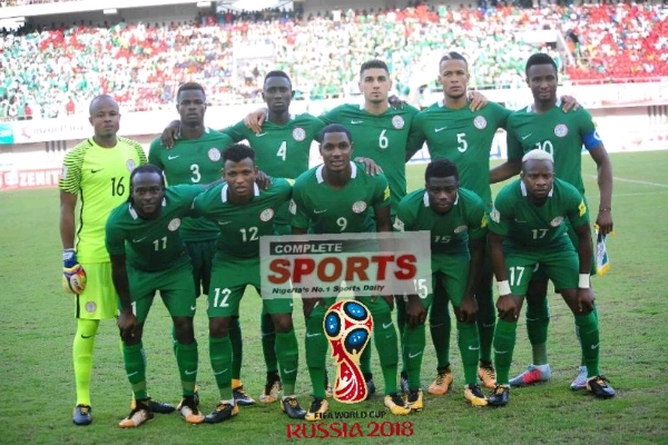 Amokachi: Super Eagles Can Reach Russia 2018 World Cup Final