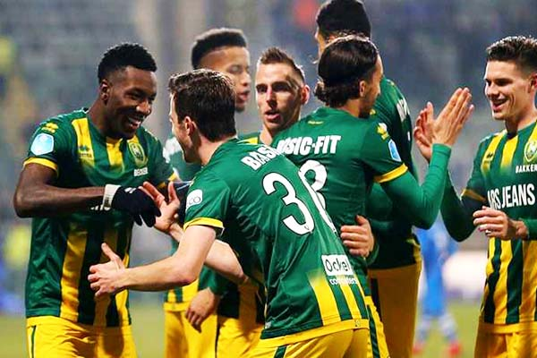 Dutch League: Ebuehi Provides Assist As ADO Den Haag Maul PEC Zwolle