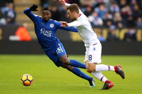 Former Ref Poll: Ndidi Deserved Red Card For Obvious Dive