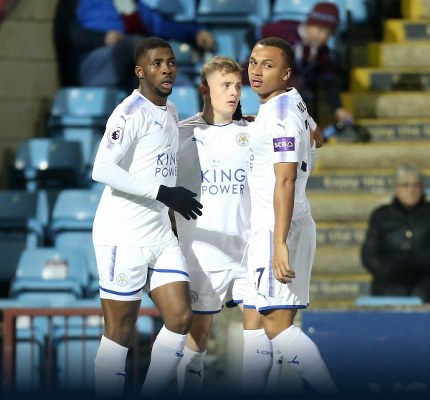 Checkatrade Trophy: Iheanacho Stars As Leicester U-21s Edge Scunthorpe