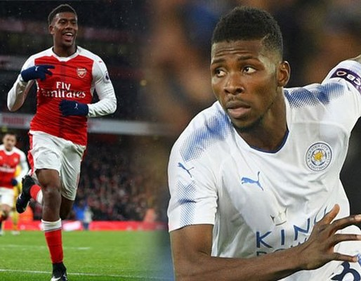 Carabao Cup: Iheanacho Eyes 2nd Game Vs Man City, Iwobi Targets 3rd For Arsenal Vs West Ham