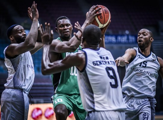 FIBA ACC: Kano Pillars Edge New Generation To Record First Win