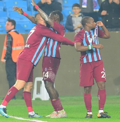 Onazi: Trabzonspor Not Out Of Turkish Title Race