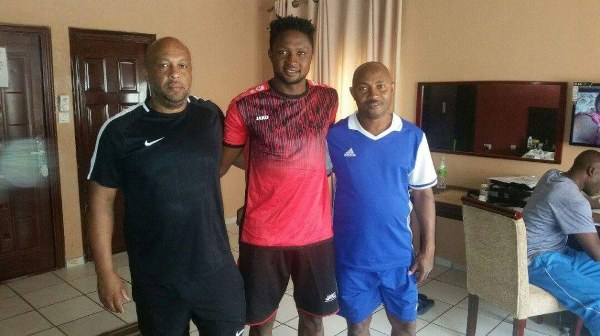 Enyimba Sign Ghanaian Midfielder Umar On Two-Year Deal