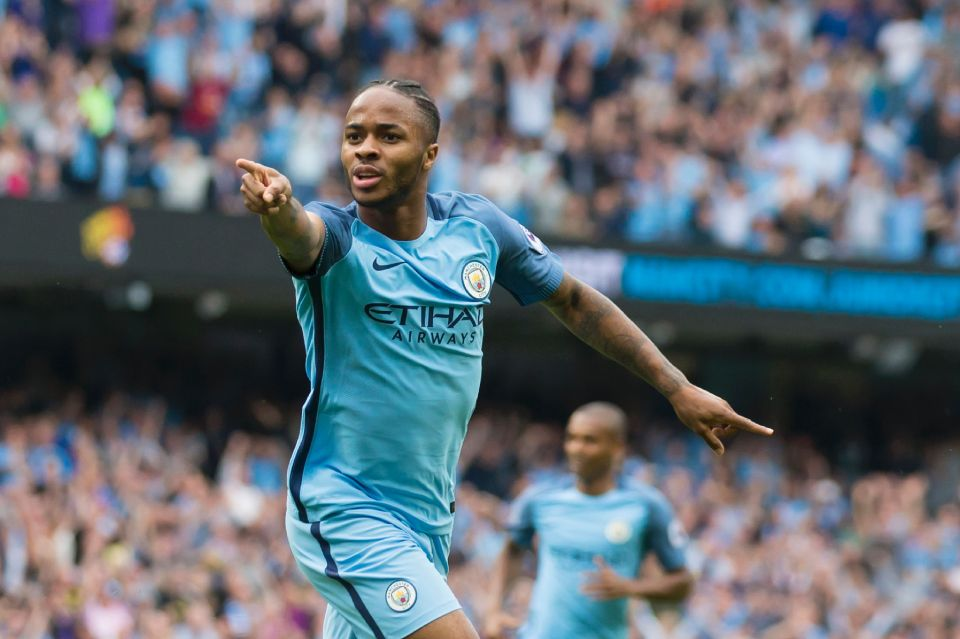 Man charged over alleged racist attack on Raheem Sterling