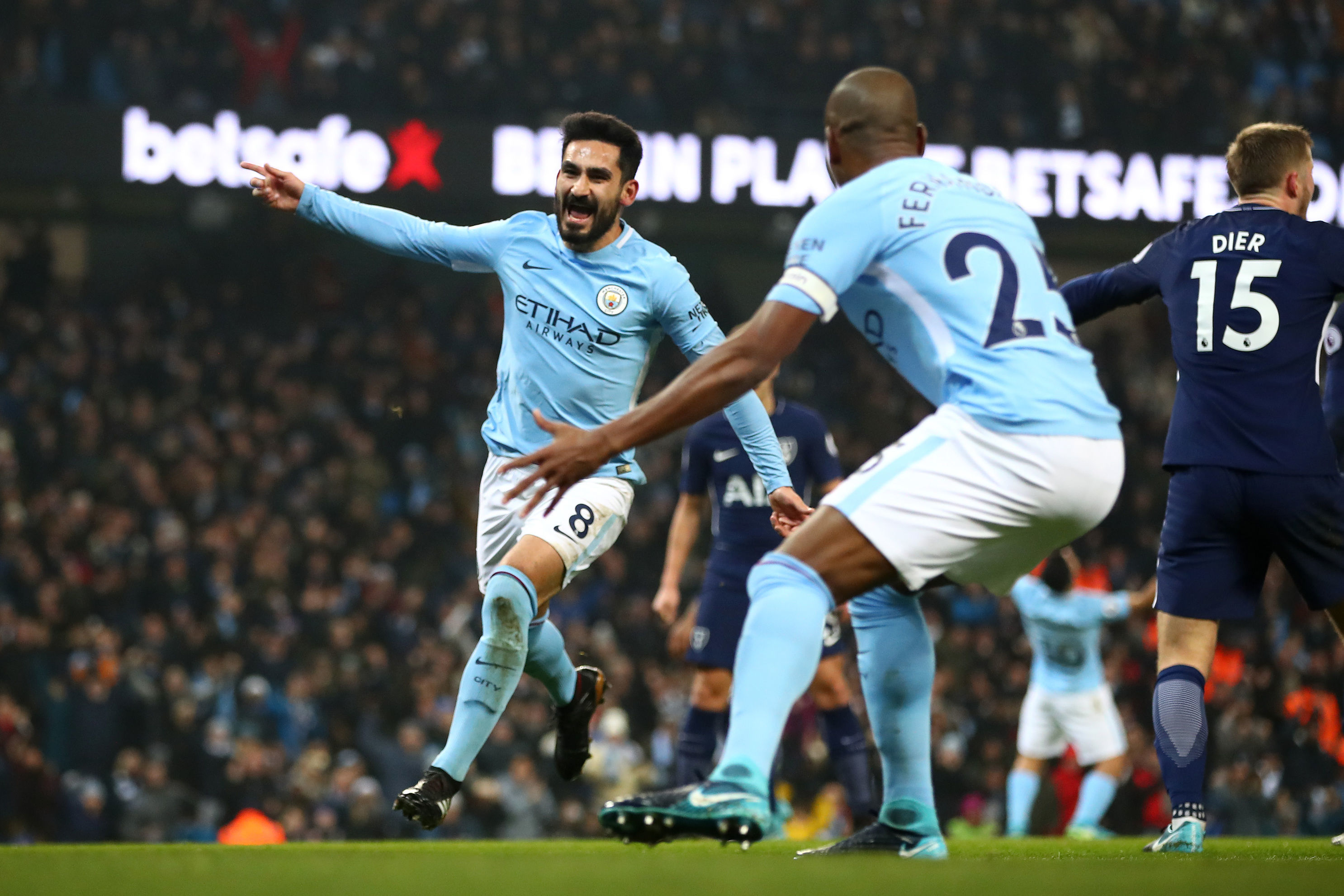 Man City 4-1 Tottenham: Five Winners Emerge In Complete Sports' Predict And Win Competition