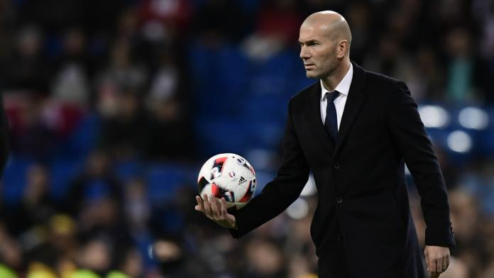 Zidane Not Giving Up On La Liga Title Hopes As Clasico Looms