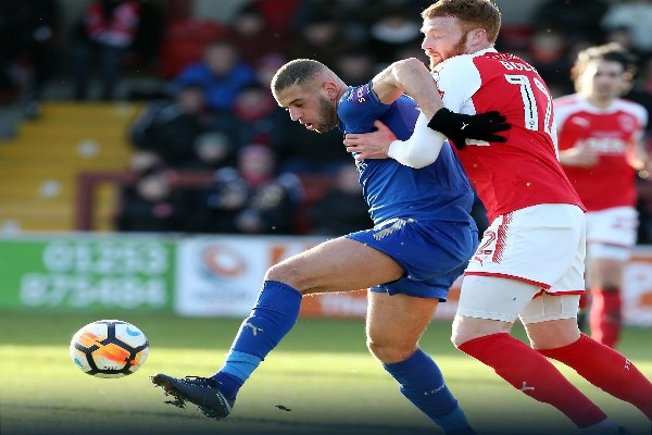 FA Cup: Ndidi Rested, Iheanacho In Action As Leicester, Fleetwood Draw