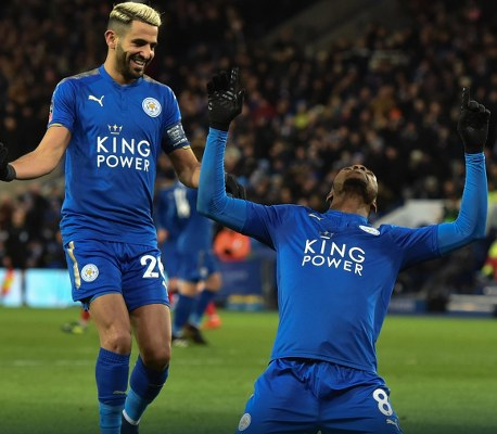 FA Cup: Iheanacho Makes VAR History, Hits Leicester Brace; Ndidi Rested