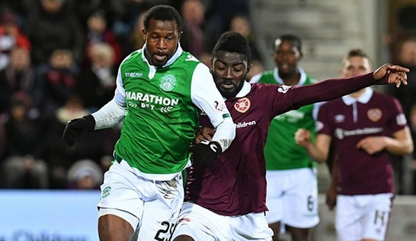 Ambrose Can't Save Hibs From Scottish Cup Derby Defeat
