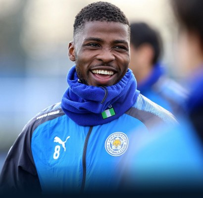 Iheanacho Hopes To Emulate Okocha, Kanu With FA Cup Goals, Success