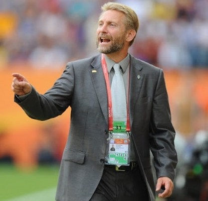 New Coach Dennerby Banks On His Experience To Lift Super Falcons