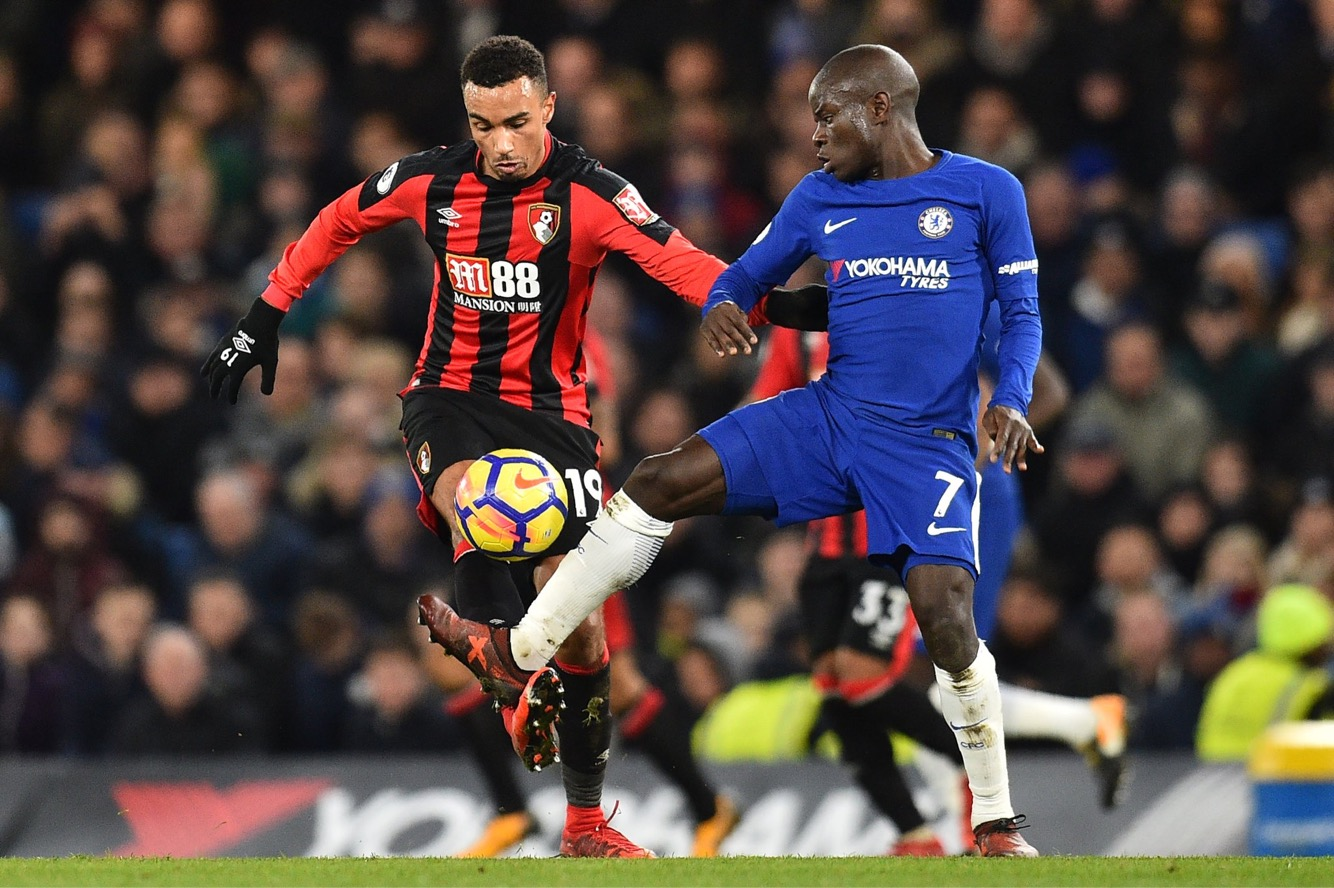 Moses Benched As Bournemouth Thrash Chelsea; Ndidi, Iheanacho Lose With Leicester