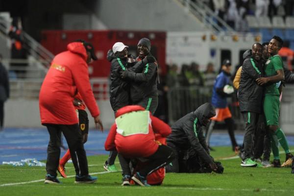 Salisu: Angola Game Was our Toughest, Okpotu Will Become Better