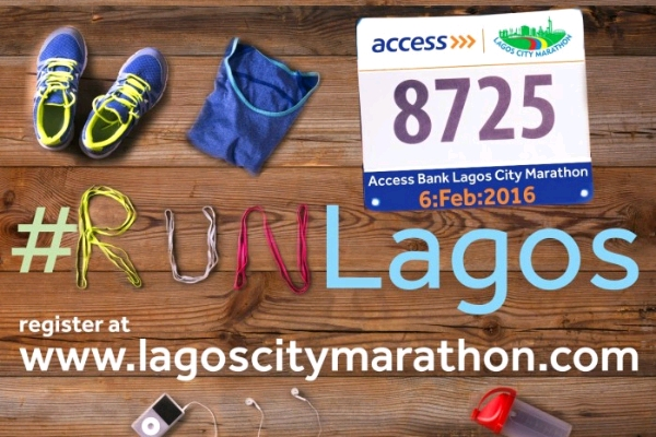 2018 Access Bank Lagos City Marathon: Kits Distribution Starts On Thursday