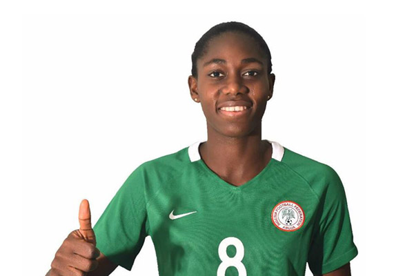 Oshoala Targets 2019 Women's World Cup , Confirms Transfer Interest From Europe