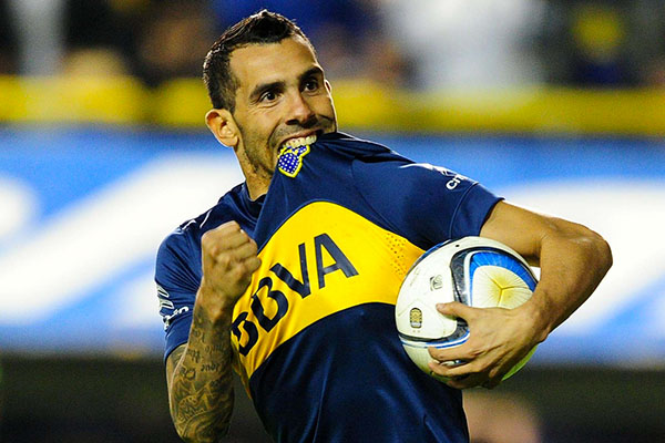 Tevez Eyes 2018 W/Cup Spot With Argentina
