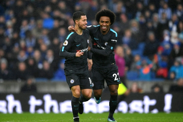 "Willian, Morata, Courtois Out Of Newcastle United Clash; Conte Expects ""Difficult"" Game"