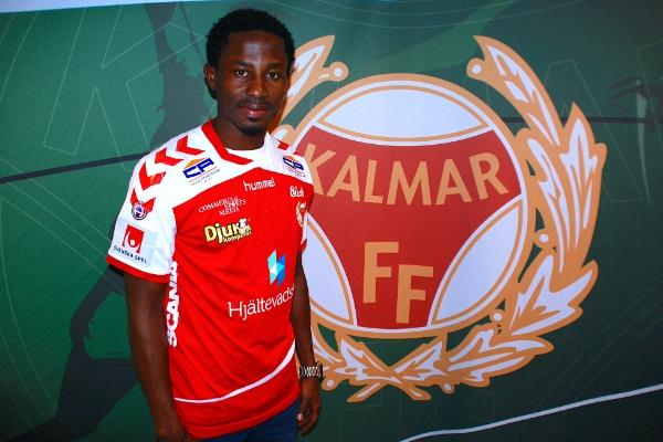 Former Enyimba Star Akas Joins Swedish Club Kalmar FF
