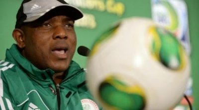 Google honours Stephen Keshi with Doodle