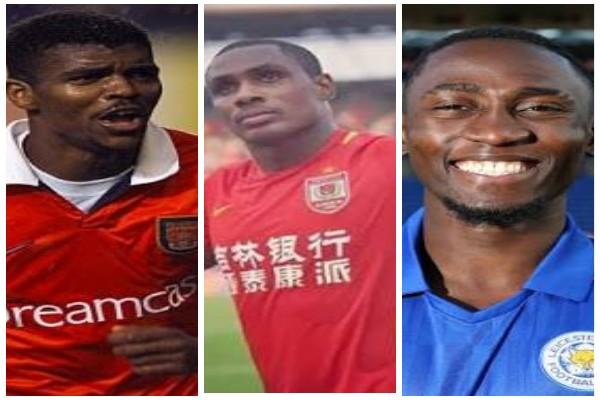 HAPPY NEW YEAR: 5 Successful January Transfers Involving Nigerian Players