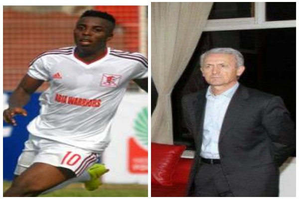 Chikatara Gets New Coach At  Wydad Casablanca
