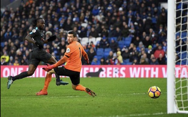 Moses Makes TV Pundit's EPL Team Of The Week