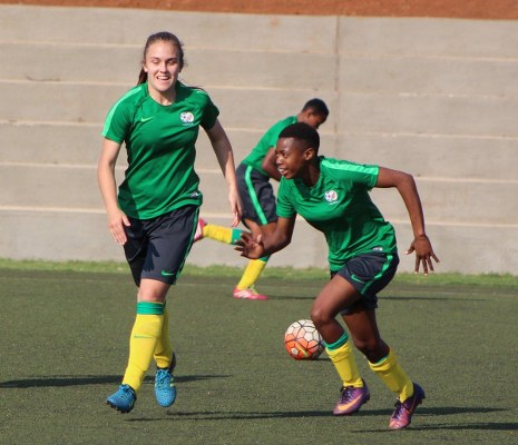 South Africa's Daweti Confident Basetsana Will Beat Falconets On Aggregate  For U-20  W/Cup Ticket