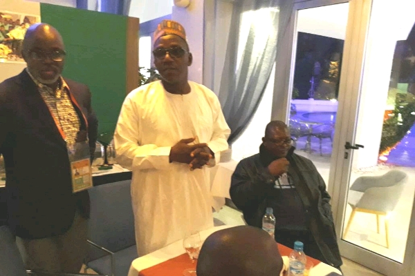 CHAN: Dalung, Pinnick Visit Home Eagles, Call For Victory Vs Angola; Ezenwa Confident