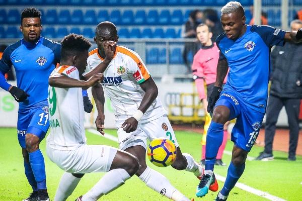 Omeruo Hails Eduok For Brace In Kasimpasa Win